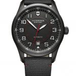 AirBoss Mechanical Black Edition Victorinox Swiss Watches
