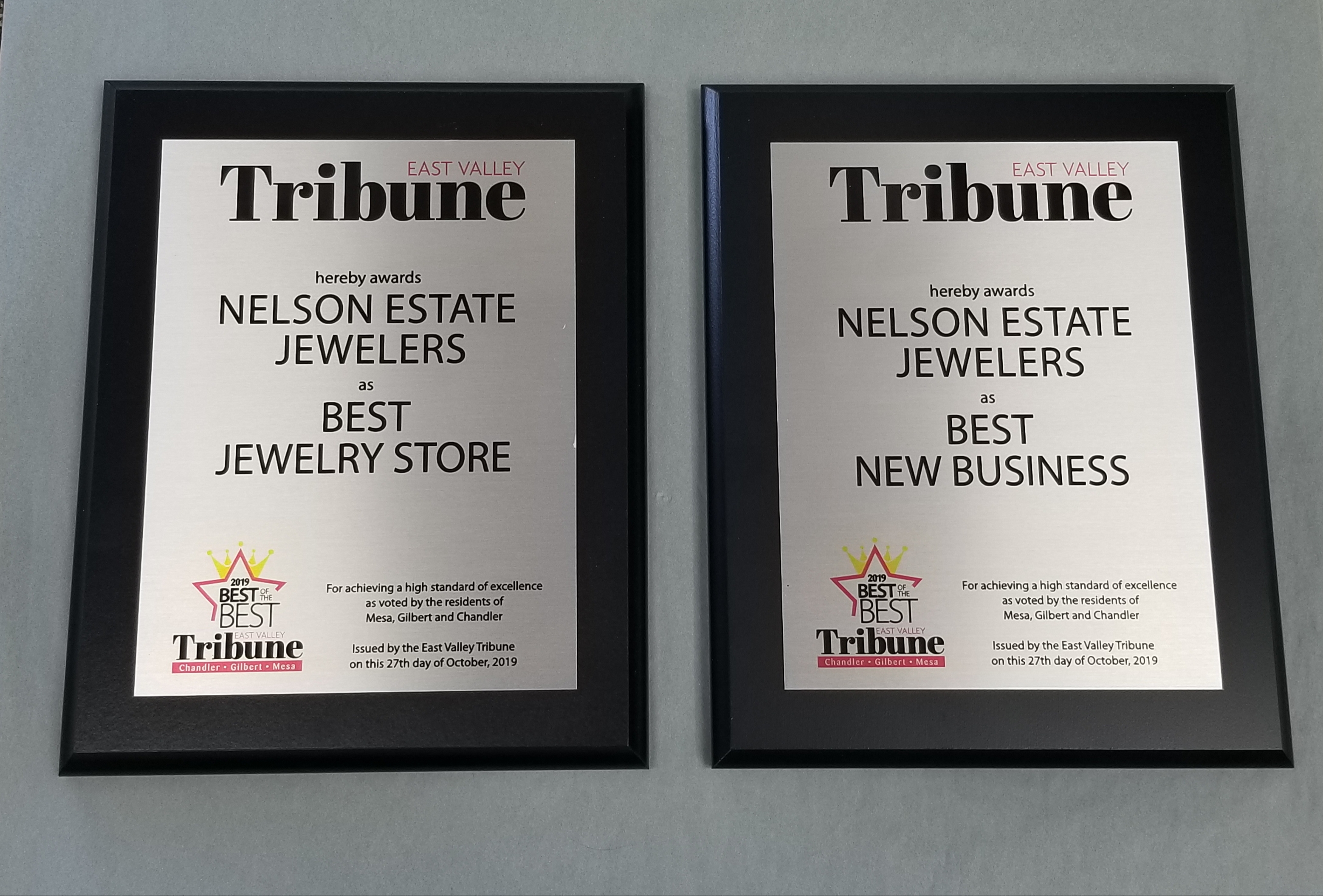 Best Jewelry Store Mesa Chandler Tempe Gilbert East Valley Tribune