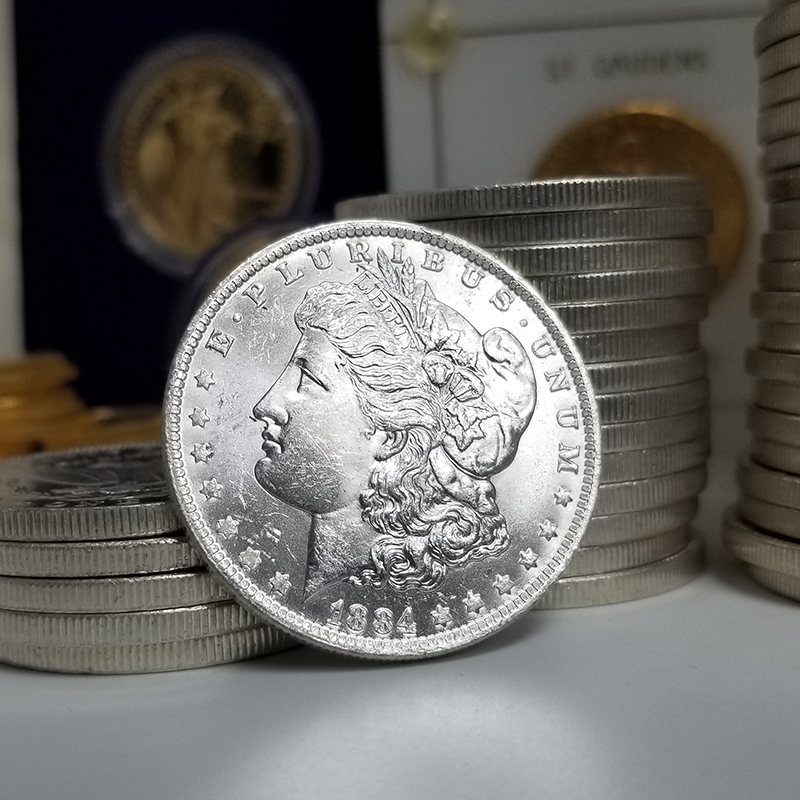 Selling silver to a buyer in Mesa, AZ