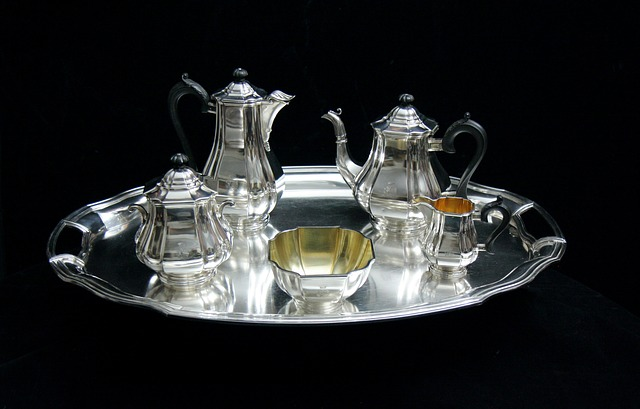 sell silver flatware and tea sets in tempe az